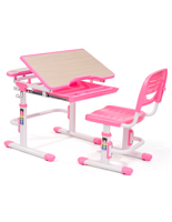 Adjustable Children's Desk and Chair Set