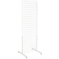 "White Gridwall ""T"" Stand, Floorstanding"