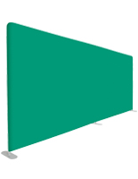 Chroma green backdrop - wrinkle resistant and flame retardant