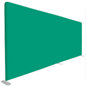 Chroma green backdrop made with stretch polyester