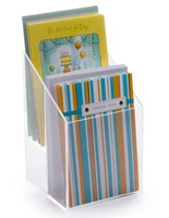Acrylic Brochure Racks