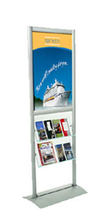 literature dispenser