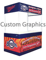 Portable Display Booth