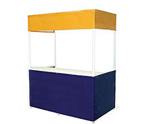 portable concession stands