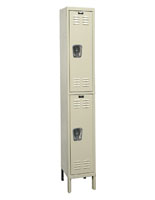 Double Tier Lockers with GREENGUARD Children & School Certification