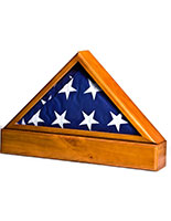 Oak Flag Case