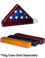 Flag Case Stands