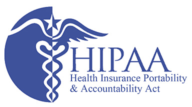 Health Insurance Portability & Accountability Act Logo
