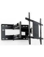 Panning Swing Away TV Mount