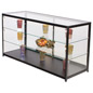 Retail Display Counter with LED Lights, Aluminum Extrusions