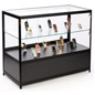 "Illuminated Glass Merchandise Counter, 48"" Overall Width"