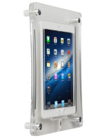 Acrylic iPad Wall Dock