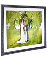 decorated photo frames