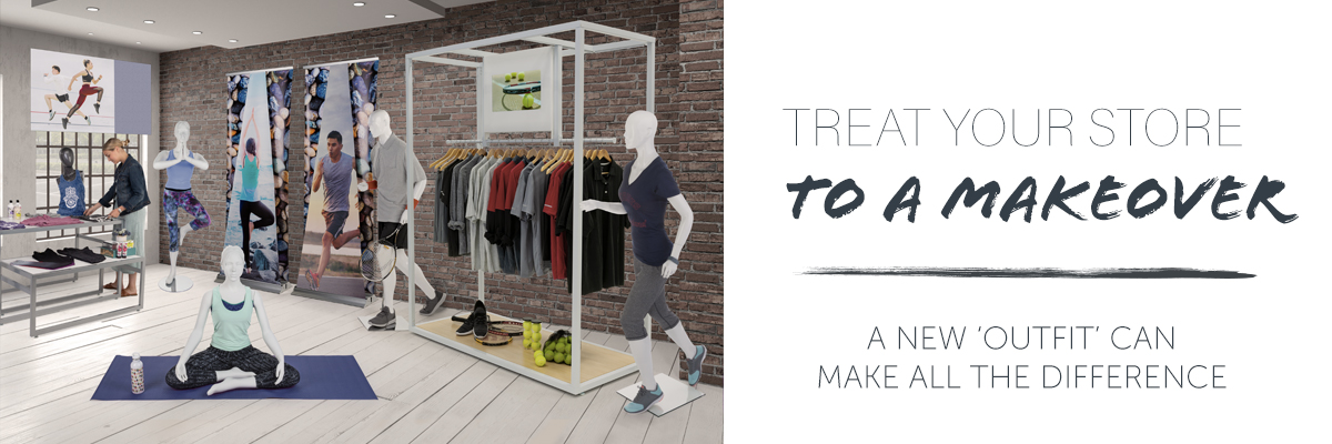 Treat Your Store to a Makeover