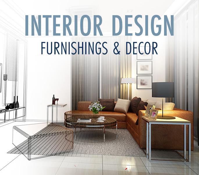 Interior Design Furnishings and Decor