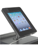Locking Countertop iPad Air Holders