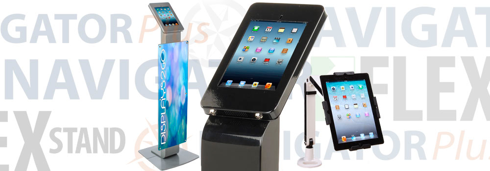 New iPad Display Stand Series