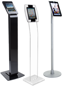 Ipad Stands Floor Standing Countertop Amp Wall Mount