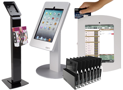 Store Fixtures Retail Displays For Visual Merchandising Extraordinary Ipad Stands For Retail Display