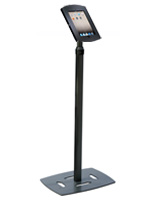 Tablet Giving Kiosk with Square CC Reader Compatible Locking Enclosure