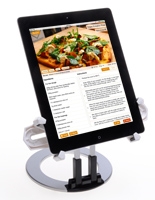 Tablet Counter Mount