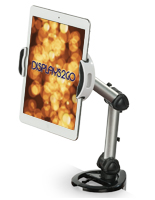 Adjustable iPad Document Camera Stand