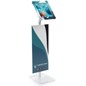 "iPad Pro Kiosk With 30"" Banner for Retail Environments"
