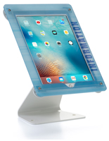 Custom Swiveling iPad Stand for Countertops