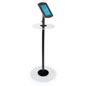 iPad Podium Table with Tilting Bracket