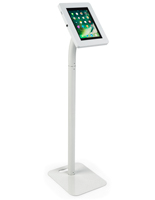 Floor to Counter Tamper-Proof Tablet Holder for Device Security