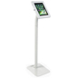 Floor to Counter Tamper-Proof Tablet Holder for Retail Establishments