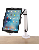 iPad Desk Mount with Cable Management
