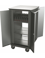 iPad Charging Cart with 16 Slots