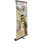 Custom Printed Graphics Banners Display