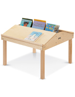Quad Kids Reading Table