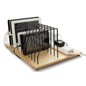 Desktop Tablet Charging Station for 12 Devices