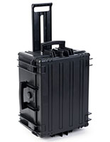 Impact Resistant Rolling Equipment Case
