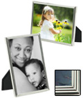Silver Plated Picture Frame
