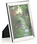 "Decorative Picture Frame for 5"" x 7"" Photos"