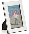 Silver Plated Picture Frames Are Made Of Aluminum