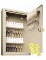 30 Hooks Key Cabinet