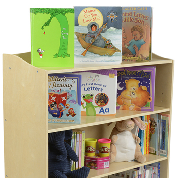 childrens shelves for retail stores