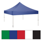 10x10 pop up canopy tent with Polyester Canopy and Valance