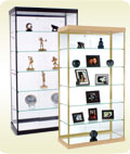 Rectangular Trophy Cabinets