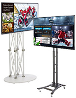 Large Format Digital Sign Stands