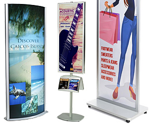 Large Format Poster Displays