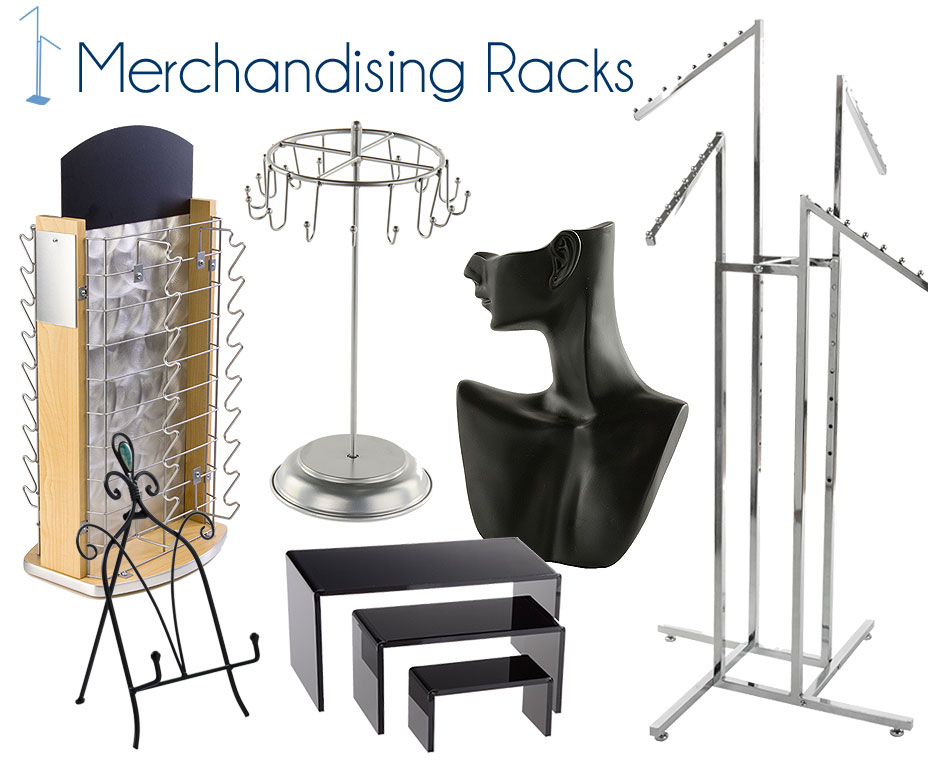 retail mercahndise racks