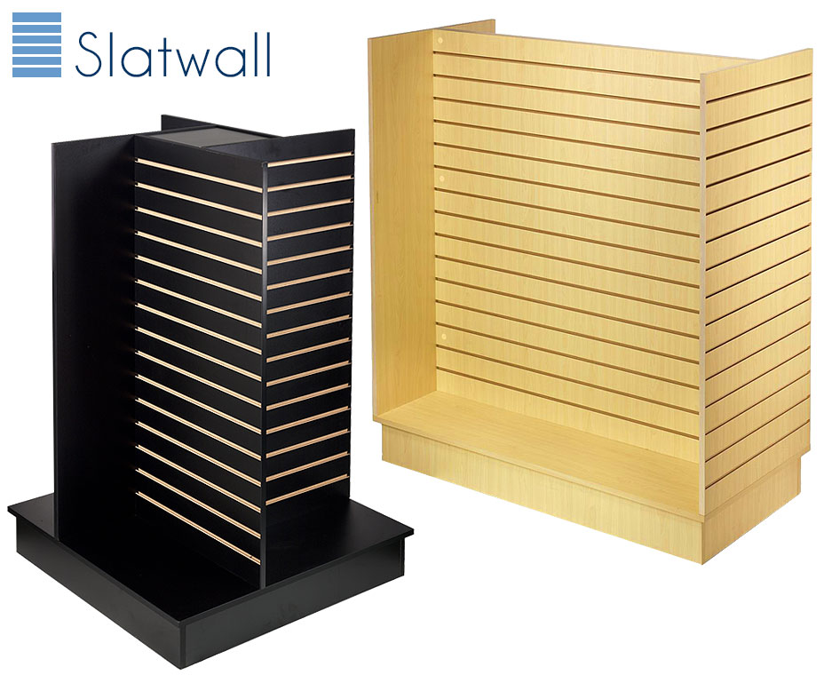 slatwall displays