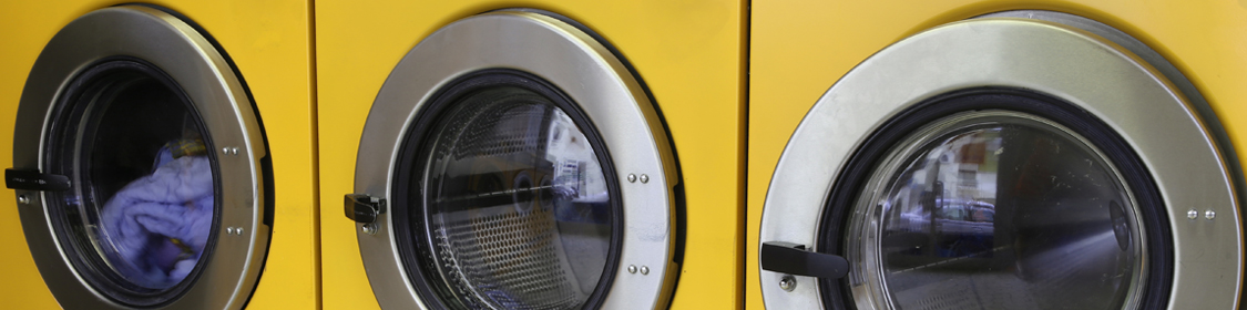 Laundromat Displays & Signs
