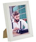 "5"" x 7"" Wooden Frame with Square Profile"
